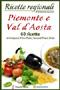 ricette del piemonte e valle d'aosta